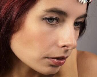 Amelia wedding, Bridal, Swarovski Crystal bracelet