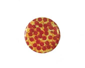 Pepperoni Pizza Button / Pin