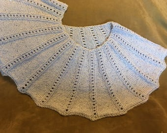 Hand Knit Wrap