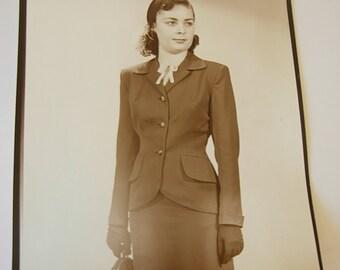"Professional Photographer Frank G Murray Portfolio 1947 Advertising Photo (not matted) 8"" x 10"""