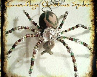 Legend of The Christmas Spider Camouflage