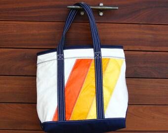 Sun Striped DaySailer Bag