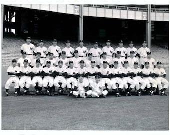 New York Yankees lineup in 1953