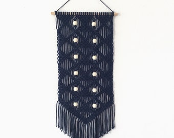 Wall hanging macrame decoration deco tapestry suspension
