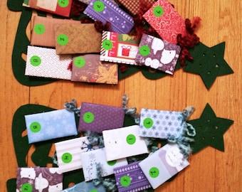 CUSTOM 12 Days of Christmas Tea Gift