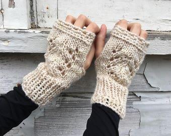 Springtime Fingerless Gloves