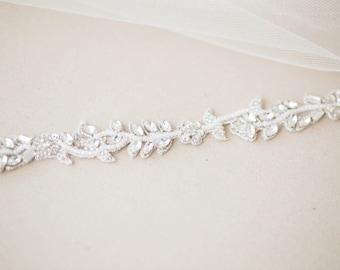 Wedding crystal headbands, headbands - Style R88 (Ready to ship)