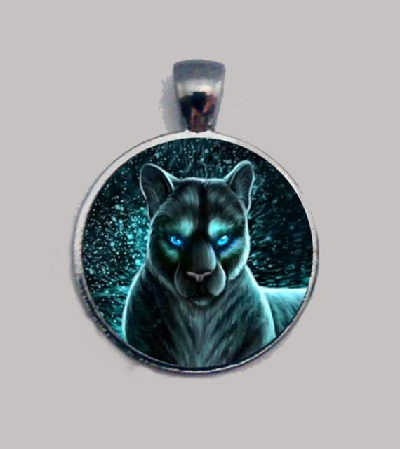 necklace locket nature cabochon products wild panther pendant tiger men shopnitic elephant lion glass picture jewelry fox animal product gem art image black