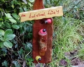 The Lady-Bird Fairy House