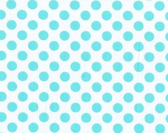 Michael Miller TA DOT CX 1492 Aqua - 1 yard