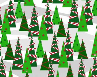 180673 Green Trees & Birds