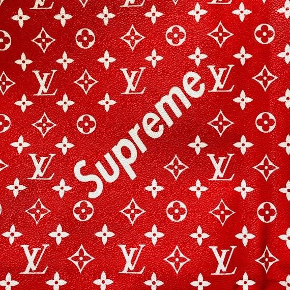41c5b3a5d9 Louis Vuitton LV Leather Vinyl Louis Vuitton LV Fabric Material