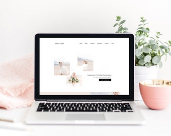 Abbie |  Showit5 Website Template for Photographers