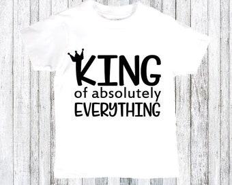 boys shirt - Kids tshirt - trendy kid shirt - kids birthday gift - cute gift idea toddler - cool shirt for kid - funny shirt for kid