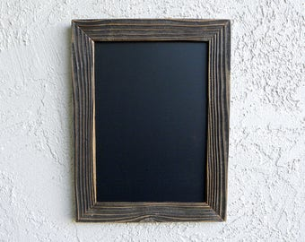Rustic Chalkboard. Reclaimed Wood Chalkboard. Kitchen Chalkboard. Menu  Chalkboard. Custom Menu Sign