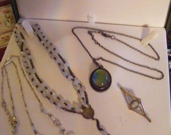 Lovely Vintage Costume Jewellery Lot