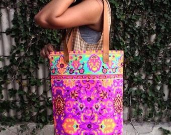Beach Tote bag / Hippie bag / Festival bag.