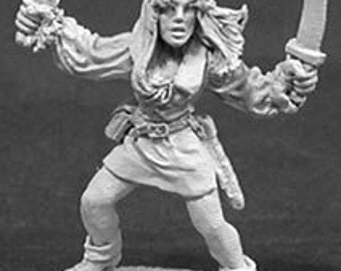 Michelle Dancing Blade - 02031 - Reaper Miniatures
