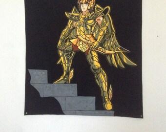 Knight of the Zodiac Sagittarius Aioros fully lined