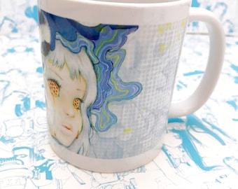 The Bee Keeper Mug Coffe Cup