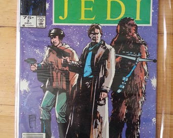 Return of the Jedi Marvel Comic #3 - 1983