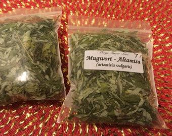 Mugwort - Altamisa - Dried herb 1/4oz.