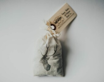 Sleep Sachets with Organic Lavender - Deer