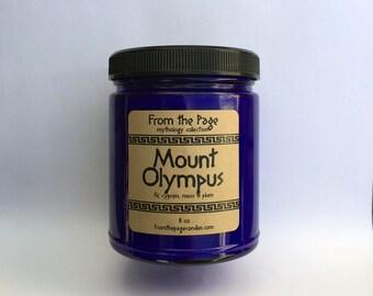 Mount Olympus - 8 oz candle
