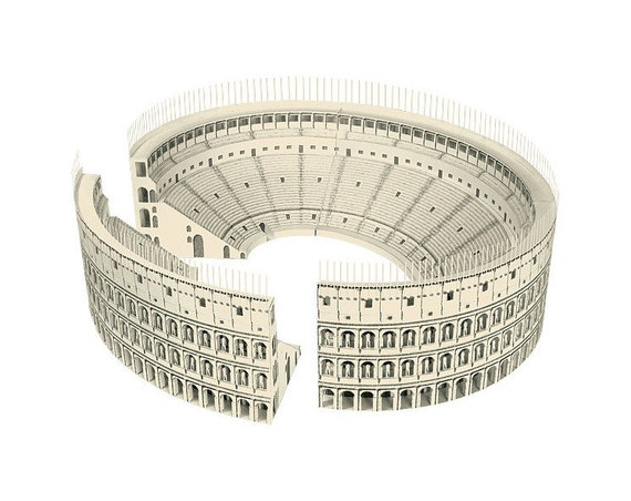 the roman colosseum essay The roman coliseum essayswe always admire great structures of the past it's amazing that without modern technology these huge, intricate buildings could be erected the roman coliseum is an example of these ancient structures.