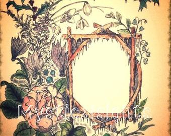 Mirror mirror cards
