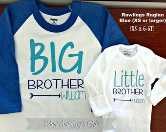 Big Brother Little Brother Shirts