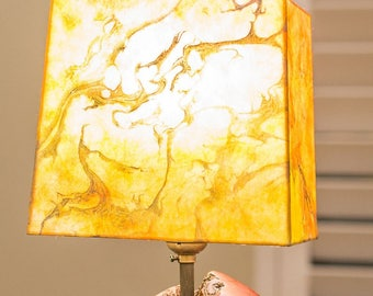 Superb Mango Yellow Lamp Shade