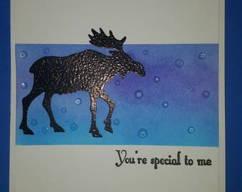 You're special to me card