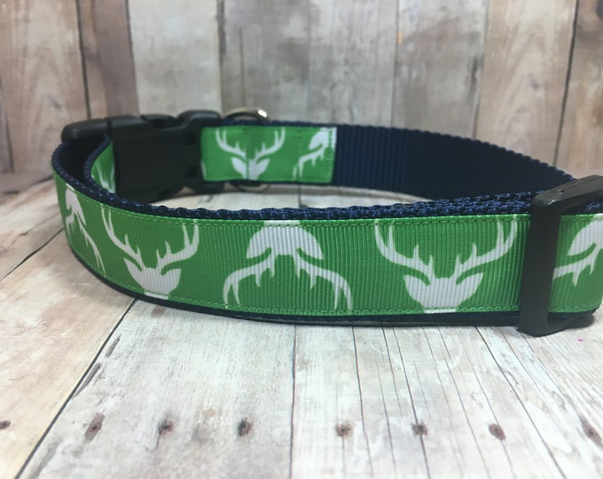 "The Buck | Designer 1"" Width Dog Collar 