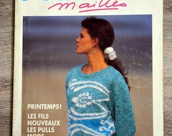 Phildar magazine mesh 174 - spring (knit)