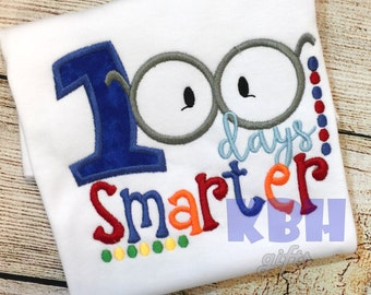 100 Days of School Boy Shirt