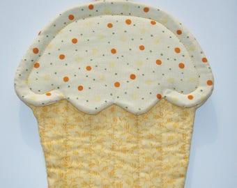 Cupcake Potholder