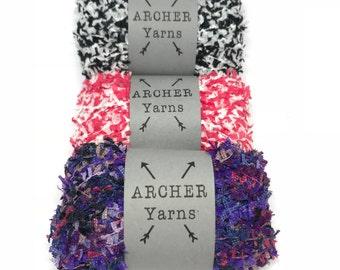 Paperwork - Multicolored Eyelash Yarn