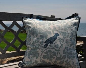 Parrot Pillow cover