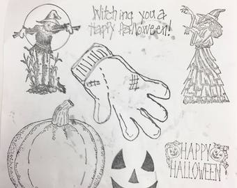 Halloween Set #113