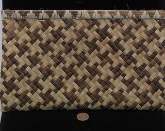Handwoven Bag Micronesian Hand Art