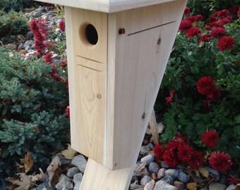 Peterson style Bluebird nest box