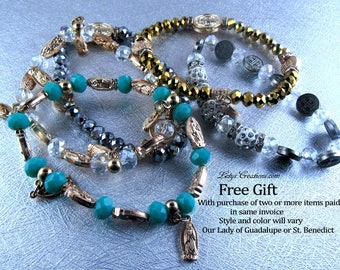 FREE Gift - With the Purchase of Two or More Pieces of Jewelry Paid in Same Invoice - Do Not Purchase This Listing