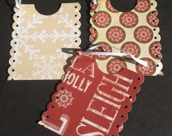 Holiday Red - Gift Card Sleeve Set