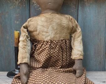 Primitive Cloth Doll - Sweet Annie