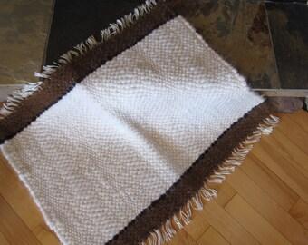 Alpaca Rug - Luxuriously Soft
