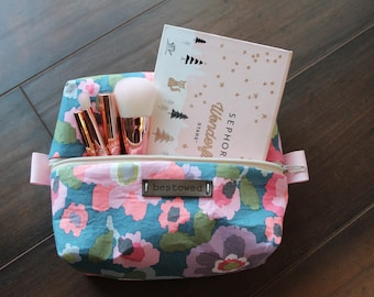 Molly Collection - Cosmetic & Toiletry Box Bag