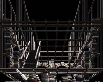 Steam Punk Architecture 11