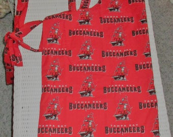 Apron Buccaneer reversible w/ pockets