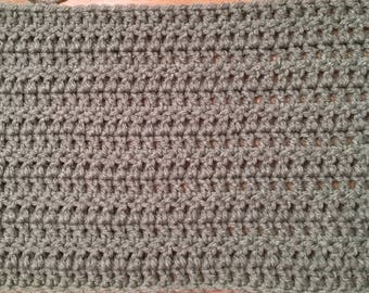 Classic double crochet stitch, Throw Blanket, Sofa Throw, Crocheted Throw, Crocheted Blanket, Housewarming Gift, Hostess Gift
